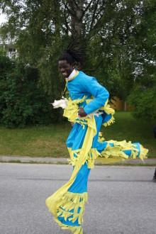 Välkommen till Afrikansk familjedag i Kulturmagasinet i Sundsvall!