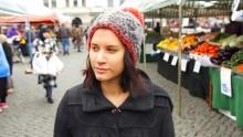 Angelica Skärberg från Helsingborg kan bli Sveriges nästa humorstjärna.