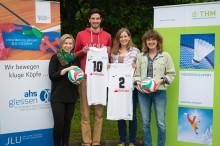 Santander ist Hauptsponsor der Deutschen Hochschulmeisterschaft Volleyball