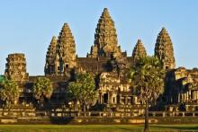 Eksotiske Vietnam og Kambodsja