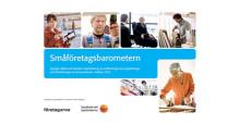 Småföretagarbarometern höst 2013: Bred återhämtning i småföretagskonjunkturen