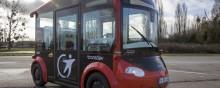 Transdev satsar på strategiska samarbeten för autonom mobilitet