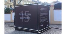 AVESTAS KUB SKICKAS TILL STOCKHOLM FÖR UTSTÄLLNING