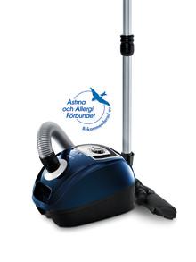 Bosch dammsugarserie ProFamily får Astma- och Allergiförbundets rekommendation