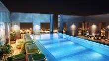 Världsberömd takterrass på Clarion Hotel Post