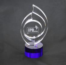 Fem förväntansfulla finalister i Stora pr-priset