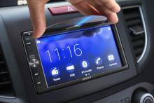 Le nouveau récepteur DAB de Sony: pour profiter pleinement de la musique sur la route avec