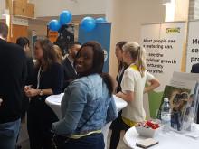 IT-mässan i Lund lockade över 2 000 besökare och mycket kompetens