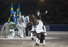 New top level event for Sweden and Sweden International Horse Show – Saab Top 10 Dressage