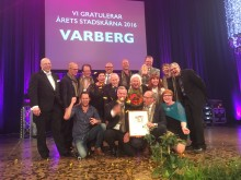 Kalmar, Tibro och Västervik  nominerade till Årets Stadskärna 2017