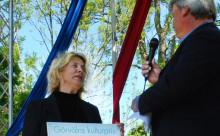 Görvälns kulturpris till Maria Lilja