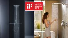 Produkter fra AXOR og hansgrohe vinner ni iF Design Awards