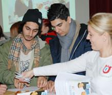 Universitetsdagarna – orientering för blivande studenter
