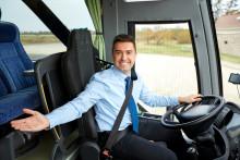 Få dig og dit selskab sikkert frem: Lej jeres egen bus billigt