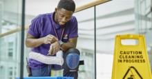 Mitie's Environmental+ rebranded to Clean Environments