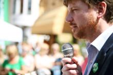 """Martin Ådahl (C) i Norrbotten: """"Så vill Centerpartiet stärka Norrbotten"""""""