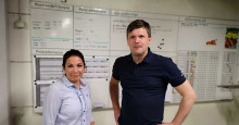Edsbyföretagare lovordar samarbetet med Högskolan