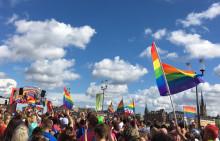 Pre-Pride: Panelsamtal om familj och diskriminering (på engelska)