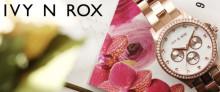 Ivy N Rox-klockor hyllar elegans och stilsäker kvinnlighet