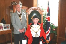 North Manor councillor Dorothy Gunther is new Mayor of Bury