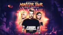 Joakim Lundell - Monster Tour 2018