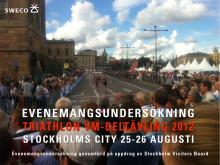 Rapport: VM deltävling i Triathlon augusti 2012