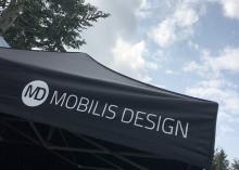 Blogginlägg: Mobilis Design live på mässa i Danmark!