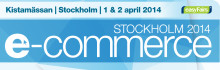 Q-channel deltar på mässan e-commerce Stockholm 2014