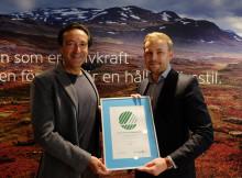 Office Management först i Sverige med miljömärkt kaffetjänst