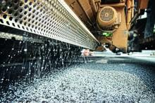 Stuttgart: Neuer High-Tech-Straßenbelag am Neckartor soll Schadstoffe senken