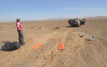 Ørkenrally – i en Renault ZOE el-bil? Naturligvis.