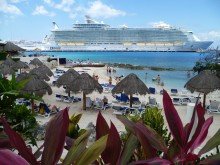 Royal Caribbean avslører seilingsprogrammet for 2019-2020:  Rekordmange destinasjoner og nye cruisekonsepter
