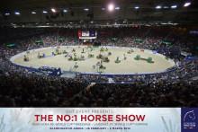 Gothenburg Horse Show - Utökade TV-sändningar i Sveriges mest penningstinna tävling