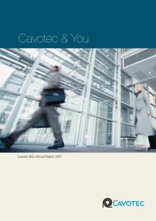 Cavotec MSL - Annual Report 2007
