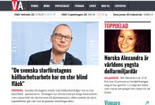 """""""De svenska storföretagens hållbarhetsarbete har en stor blind fläck"""""""