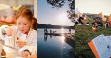 6 sommarkurser för barn