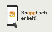Enklare biljettköp med ny funktion i Flygbussarnas app