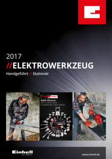 Katalog Werkzeug 2017