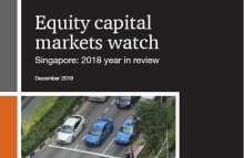 2018 IPO funds raised on SGX falls to its second lowest since 2008
