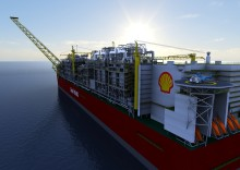 Shell søsætter verdens største fartøj