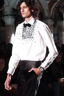 Sony y Antonio Miro juntos en la 080 Barcelona Fashion