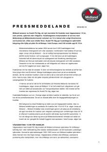 Pressmeddelande Midland Husbil På Väg
