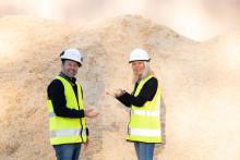 Fossilfri fjärrvärme i Odensbacken