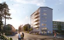 Byggstart för 37 hyresrätter i Traneberg