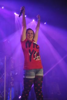 Ida Jareman vinnare av Väsby Melodifestival 2012