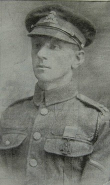 Middleton's VC hero honoured