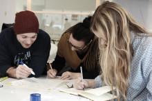 Ny og enklere optagelse på designskole