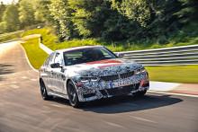 Nya BMW 3-serie Sedan: Uthållighetstestad på legendarisk mark