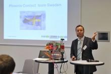Internationellt möte om Cyber Security och fjärruppkopplingar i Stockholm