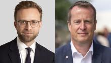 Svenskt-norskt ministermöte på Kvalitetsmässan
